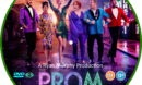 The Prom (2020) R2 Custom DVD Label