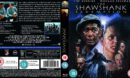 Shawshank Redemption (1994) R2 Blu Ray Cover and Label