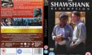 Shawshank Redemption (1994) R2 DVD Cover and Label