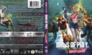 Birds Of Prey: and the Fabulous Emancipation of one Harley Quinn (2019) 4K UHD Cover & labels