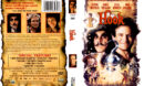 HOOK (1991) DVD COVER & LABEL
