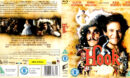 HOOK (1991) R2 BLU-RAY COVER & LABEL
