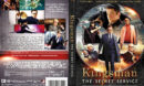 Kingsmen-The Secret Service (2015) R2 DE DVD Cover