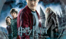 Harry Potter and the Half-Blood Prince R1 Custom DVD Label