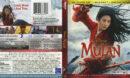 Mulan (2020) 4K UHD Blu-Ray Cover & Labels