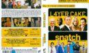 L4yer Cake & Snatch (2008) R2 DE DVD Cover
