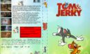 Tom & Jerry (2021) Custom R0 DVD Cover and Label