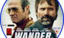Wander (2020) R2 Custom DVD Label