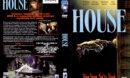 HOUSE (1985) DVD COVER & LABEL