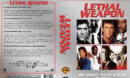 Lethal Weapon 1-4 R2 DE Custom DVD Cover