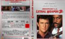 Lethal Weapon 2 (1989) R2 DE DVD Cover