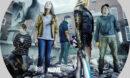 The New Mutants (2020) R1 Custom DVD label