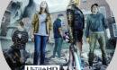 The New Mutants (2020) R1 Custom 4K Blu-Ray Label