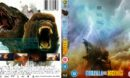 Godzilla Vs Kong (2021) Custom R2 Blu Ray Cover and Labels