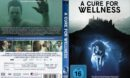 A Cure For Wellness (2017) R2 DE DVD Cover