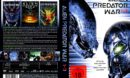 Alien Predator War 1-3 (2017) R2 DE DVD Cover