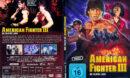 American Fighter 3 (2013) R2 DE Dvd cover