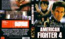 American Fighter 4 (1990) R2 DE DVD cover