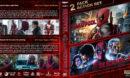 Deadpool Double Feature Custom 4K UHD Cover