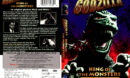 GODZILLA KING OF THE MONSTERS (1956) DVD COVER AND LABEL