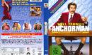 Anchorman (2004) R2 DE DVD covers