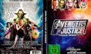 Avengers Of Justice (2017) R2 DE Dvd cover