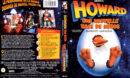 HOWARD THE DUCK (1986) SPECIAL EDITION DVD COVER & LABEL