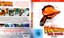 HOWARD THE DUCK (1986) SPECIAL EDITION R2 BLU-RAY COVER & LABEL