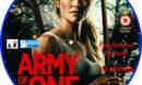 Army Of One (2020) R2 Custom DVD Label
