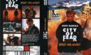 City Of Fear-Stadt der Angst R2 DE DVD cover