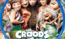 The Croods Custom Blu-Ray cover