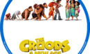 The Croods: A New Age Custom Blu-Ray cover