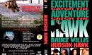 HUDSON HAWK (1991) DVD COVER & LABEL