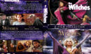 The Witches Double Feature R1 Custom DVD Cover & labels