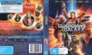 Guardians of the Galaxy Vol. 2 (2017) R4 Blu-Ray Cover