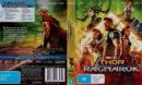 Thor: Ragnarok (2017) R4 Blu-Ray Cover