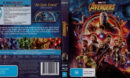 Avengers: Infinity War (2018) R4 Blu-Ray Cover