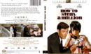 HOW TO STEAL A MILLION (1966) DVD COVER & LABEL