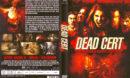 Dead Cert (2011) R2 DE Dvd Cover