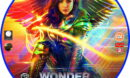 Wonder Woman 1984 (2021) R2 Custom DVD Label