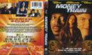 Money Train (1995) Blu-Ray Cover & Label