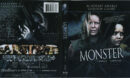Monster (2003) Blu-Ray Cover & Label