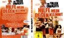 Die tollen Charlots Teil 2-Hilfe mein Degen klemmt (1974) R2 DE DVD Cover