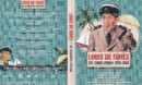 Louis de Funès - Die Gendarmen Box (2019) R2 DE DVD covers & labels