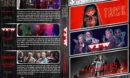 Horror 3-Pack R1 Custom DVD Cover V2