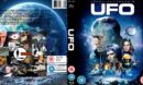 UFO Complete Series (1973) R2 UK Blu Ray Cover and Labels