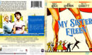 MY SISTER EILEEN (1955) BLU-RAY COVER