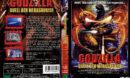 Godzilla-Duell der Megasaurier (1991) R2 DE DVD Cover