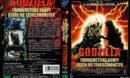 Godzilla-Frankensteins Kampf gegen die Teufelsmonster (1971) R2 DE DVD cover
