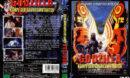 Godzilla-Kampf der Sauriermutanten (1992) R2 DE DVD Cover
